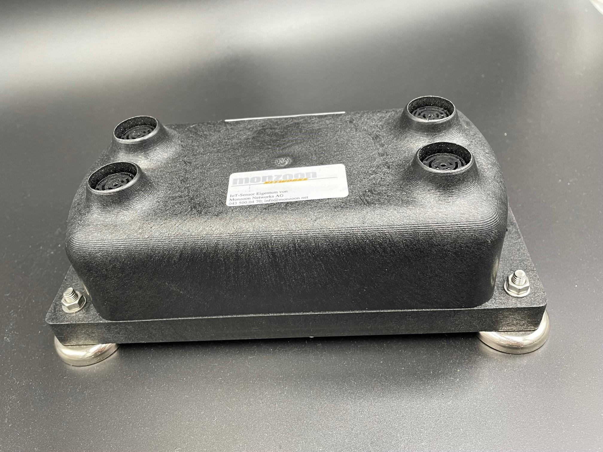 Sensoneo Smart Waste Quatro Füllstandssensor