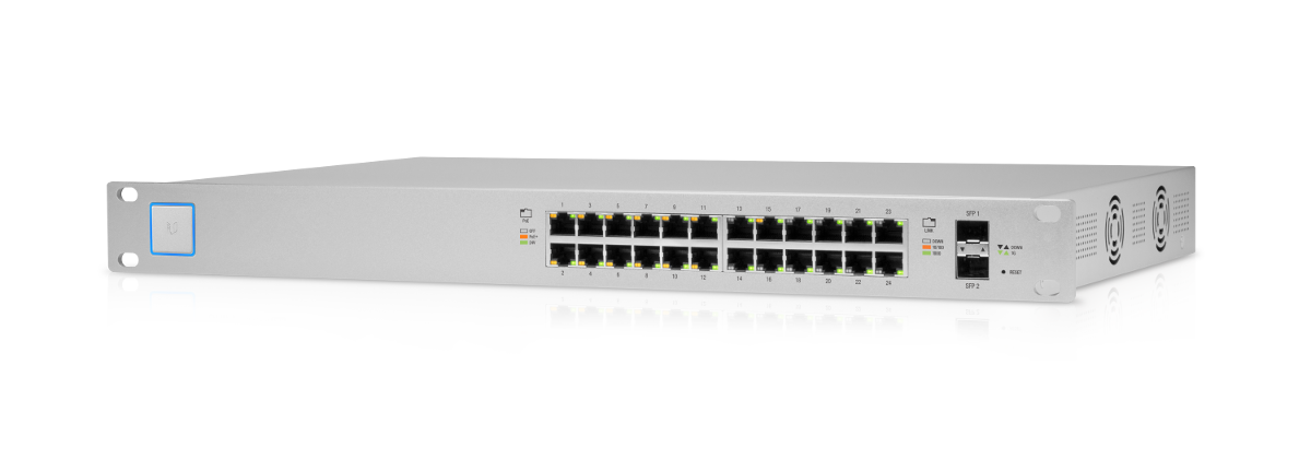 Ubiquiti UniFi Switch, US-24-250W