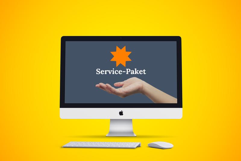 Minihotspot-Service-Paket für 6 Monate