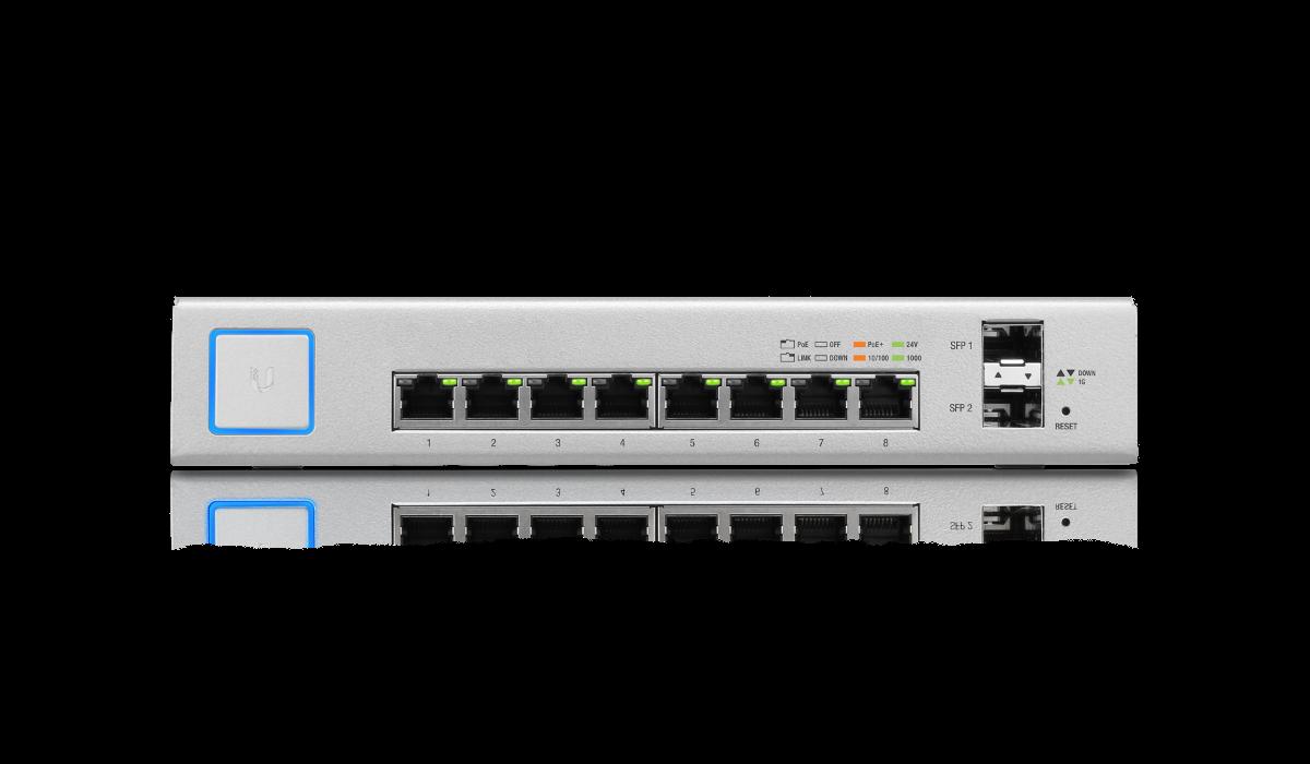 Ubiquiti UniFi Switch, US-8-150W